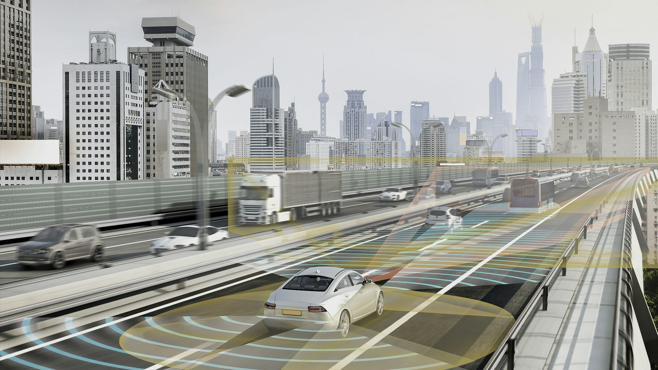 ADAS Market projected to reach $56bn by 2023